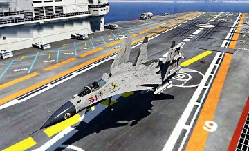 J-15A Flying Shark Carrier Aircraft HQ 歼-15 [Add-On / Replace] - GTA5