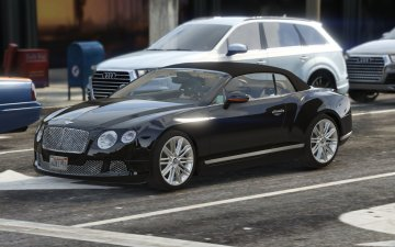 Bentley Continental GT 2014 - GTA5
