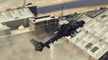 Blue Thunder Helicopter [Add-On] - GTA5