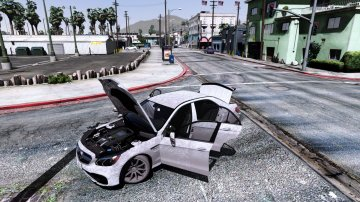 Mercedes-Benz E63 AMG [Add-On / Replace] - GTA5