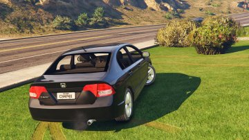 Honda Civic LXL Original 2010 - GTA4