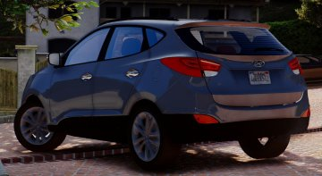 Hyundai IX35 2012 [Replace] - GTA5