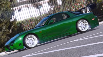 Mazda RX7 FD3S [Add-On | Tuning] - GTA5