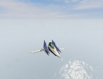 Star Fox: Arwing [Add-On / Replace]