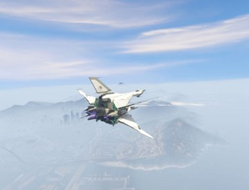 Star Fox: Great Fox [Add-On / Replace] - GTA5