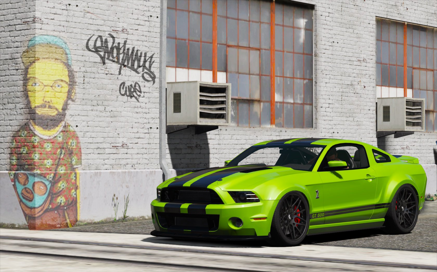 Ford Mustang Gt Nfs Gt500 2013 Add On Vehicules Pour