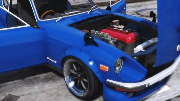 Nissan S30Z Wangan Midnight Devil Z [Replace] - GTA5