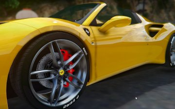 Ferrari 488 GTS [HQ | Replace] - GTA5