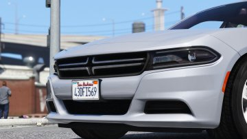 Dodge Charger SE 2016 - GTA5