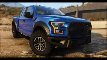Ford Raptor 2017 [Add-On | Tuning | HQ] - GTA5