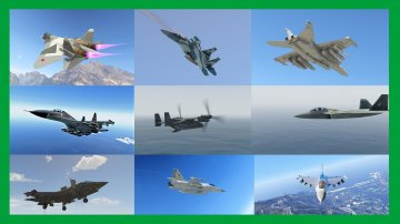 War Airplanes Add-on Pack