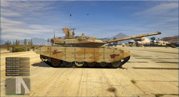 T-90MS and BMPT-72 Terminator 2 [Add-On] - GTA5