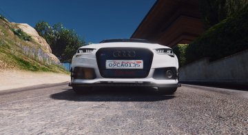 Audi RS6 2015 [Add-On | ABT Tuning] - GTA5
