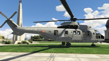 AS 332 L SUPER PUMA presidentiel - GTA5