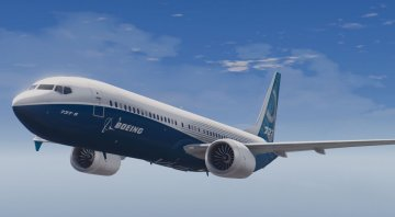 Boeing 737-MAX9 [Add-On / Replace]