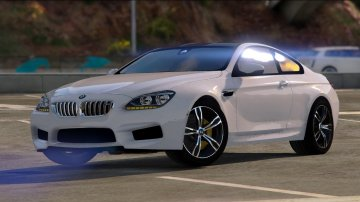 BMW M6 F13 Coupe 2013 [Add-On / Replace]