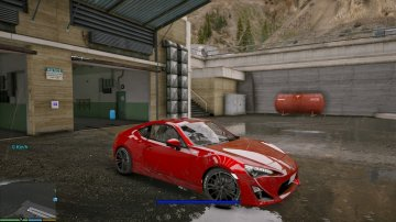 Toyota GT86 [Add-On / Replace]