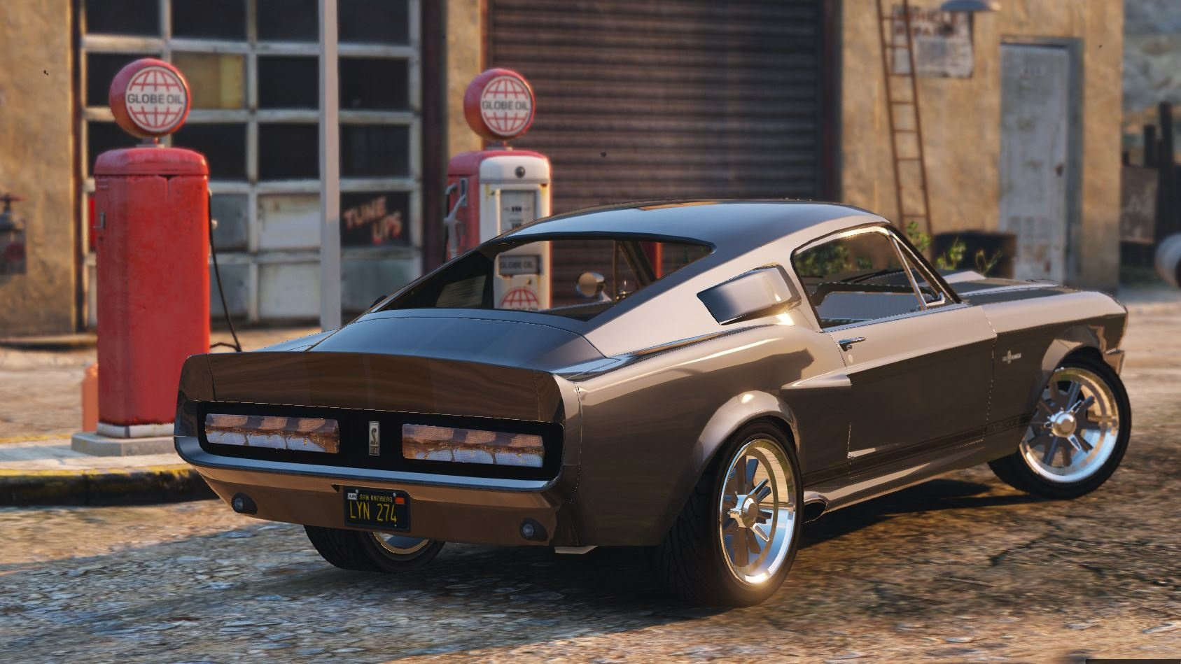 Shelby Gt500 Eleanor Add On Vehicules Pour Gta V Sur