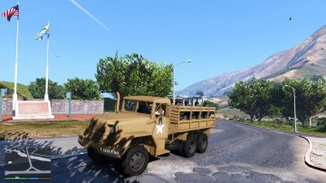 M35A2 6x6 2 1/2 Ton Truck [Replace]