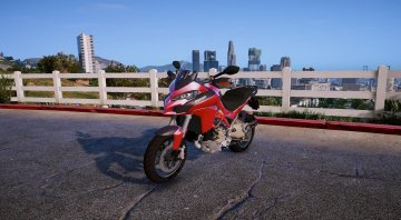 Ducati Multistrada 2015 [Add-On | Tunable]