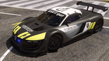 Renault Sport RS Interceptor [Add-On / Replace | Template]