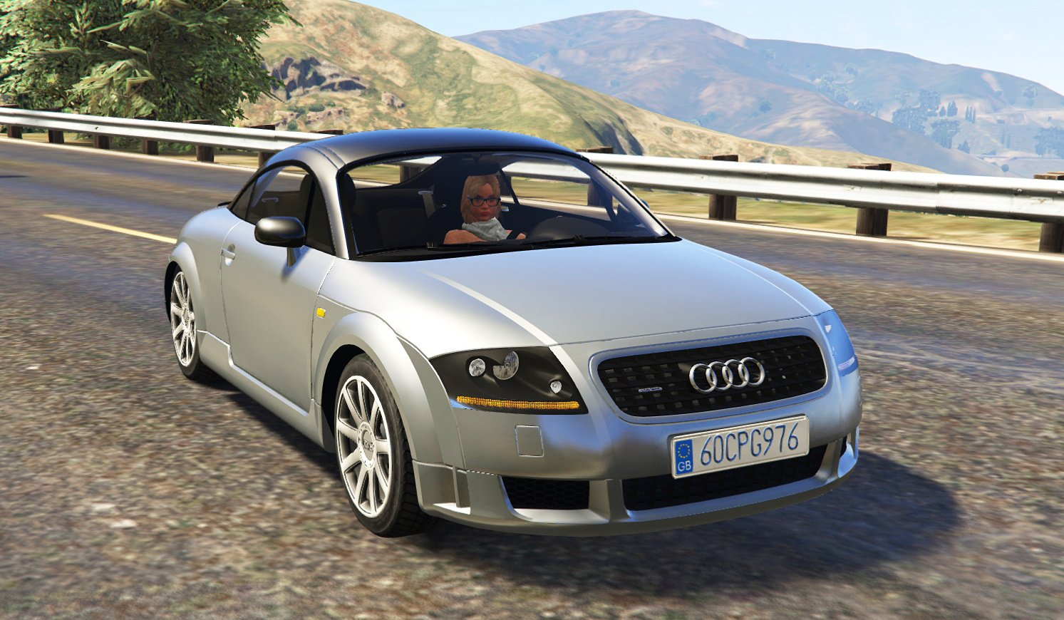 audi tt mk1 add on replace vehicules pour gta v sur gta modding. Black Bedroom Furniture Sets. Home Design Ideas