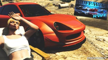 Pfister 'Ruff Weld' Comet Widebody (Tuners and Outlaws) - GTA5