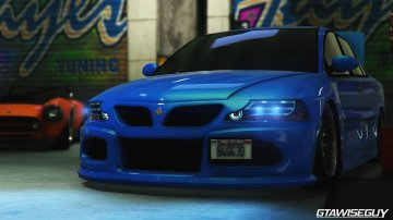 Maibatsu Revolution SG-RX (Tuners and Outlaws) - GTA5