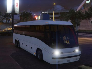 Coach (Dark Windows) - GTA5