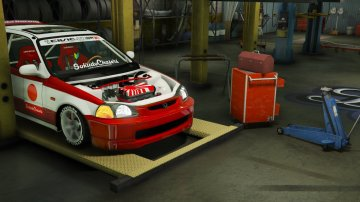 Honda Civic EK9 Kanjo Edition [Tuning | Template]