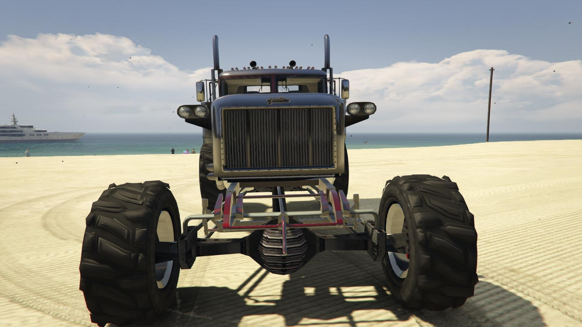 ratrod truck add on vehicules pour gta v sur gta modding. Black Bedroom Furniture Sets. Home Design Ideas