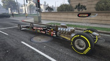 Dragster [Add-On] - GTA5