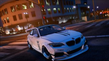 BMW M235i 69Works Design ft. REBORN Team [Add-On]