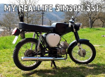 Simson S50/S51 [Add-On / Replace] - GTA5