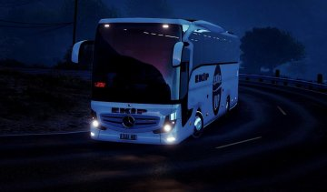 Mercedes-Benz Travego 2016 - GTA5