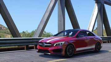 Mercedes-Benz CLA 45 AMG Coupe 2014 [Add-On / Replace | Livery | HQ]