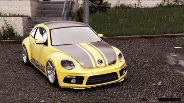 VW Beetle GSR 2012 Limited Edition