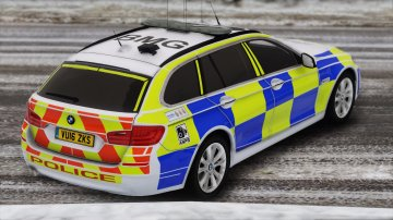 BMW Pack 2015 Gloucestershire Police - GTA5