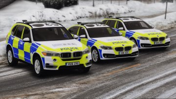BMW Pack 2015 Gloucestershire Police