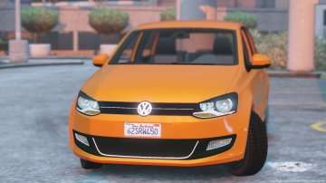 Volkswagen Polo 5-Door 2011