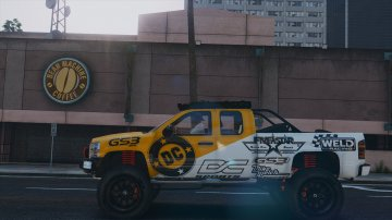 Chevrolet Silverado 1500 LTZ [Add-On | Tuning] - GTA5