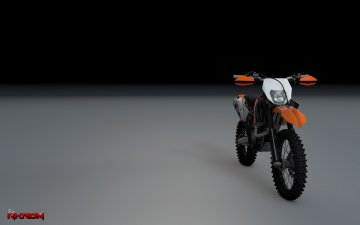 KTM EXC 530 2010 [Add-On] - GTA5