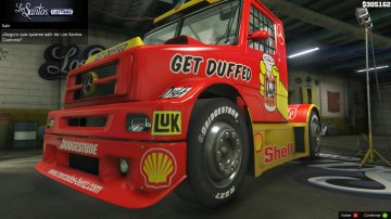 Mercedes-Benz L Series FTruck [Add-On / Replace | Livery] - GTA5