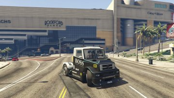 Mercedes-Benz L Series FTruck [Add-On / Replace | Livery]