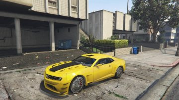 SaReNi Chevrolet Camaro GT3 [Add-On | Livery] - GTA5