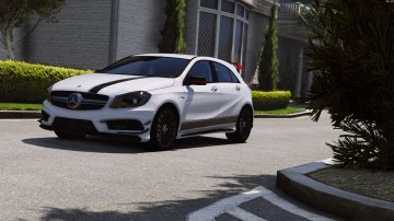 Mercedes-Benz Classe A 45 AMG | Edition 1 [Add-On / Replace] - GTA5
