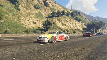 Opel Calibra DTM [Add-On / Replace | Livery] - GTA5