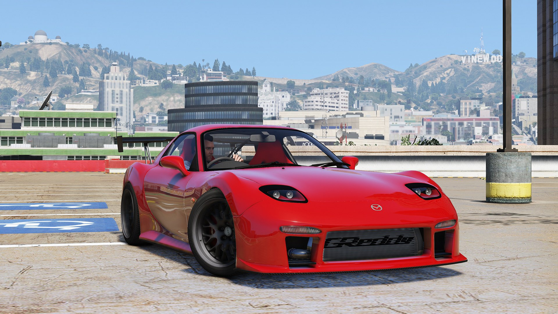Mazda RX-7 Asuka [Add-On | Livery | Template] - GTA5