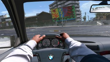BMW 750iL E38 [Add-On / Replace] - GTA5