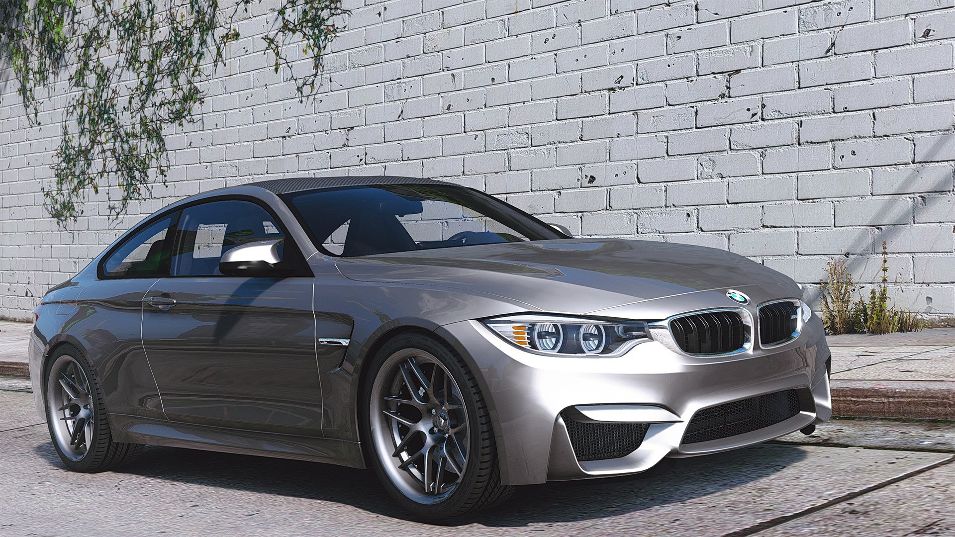 BMW M4 F82 2015 [Add-On / Replace | Animated] - GTA5